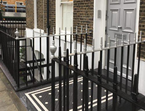 Tiling service in Gray's Inn
